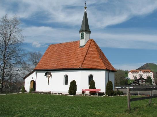Lourdes-Kapelle, Appenzell (Schweiz)