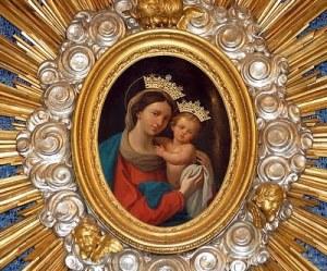Madonna della Fiducia - Muttergottes vom Vertrauen
