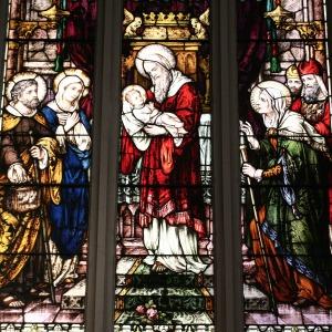 Darstellung des Herrn (Kathedrale von Toronto, Mayer'sche Hofkunstanstalt)