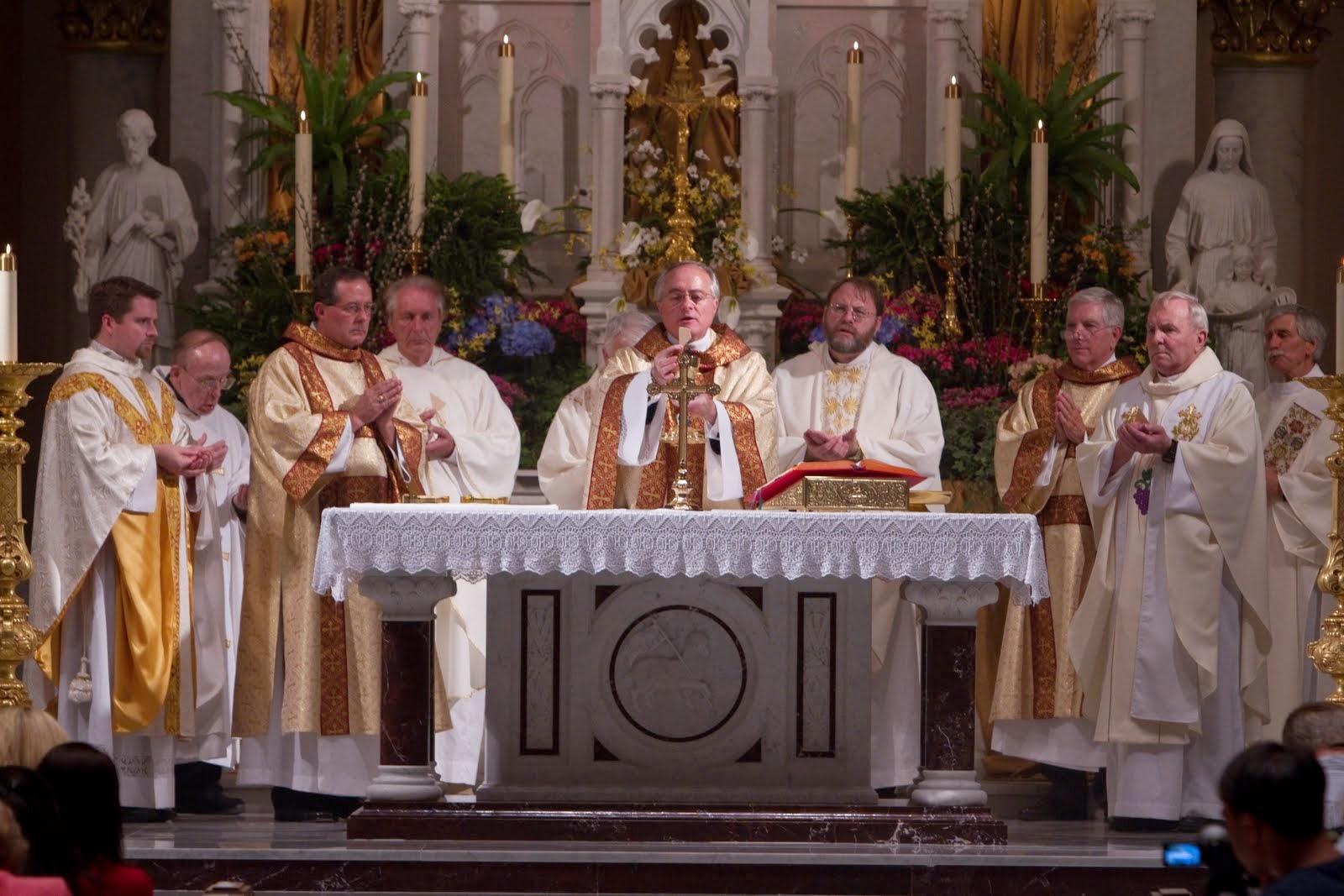 Priester) Prof. Dr. Winfried Haunerland: Gottesdienst in ...