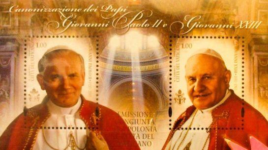 papstbriefmarken