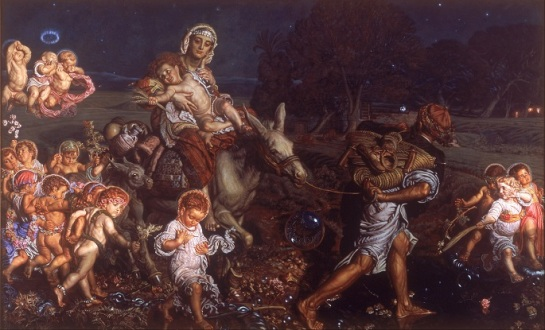 sieg-der-unschuldigen-kinder-william_holman_hunt