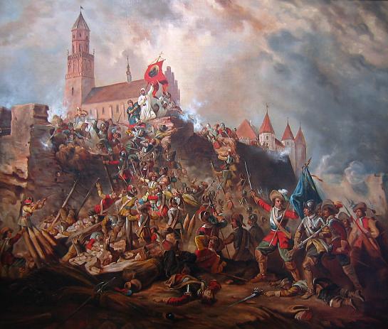 Siege_of_Clari_Montis_(Jasna_Góra)_in_1655