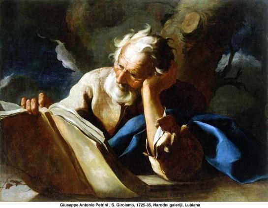Kirchenvater Hieronymus