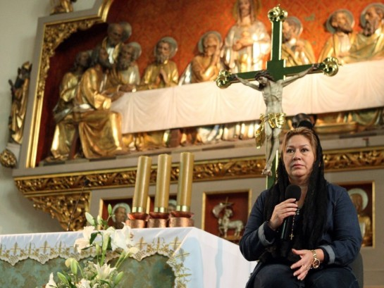 Floribeth Mora Díaz