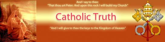 CatholicTruthBanner