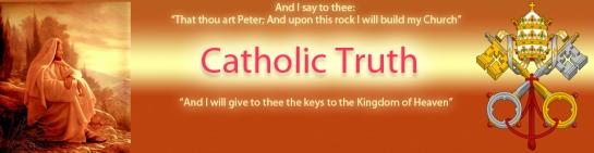 CatholicTruthBanner