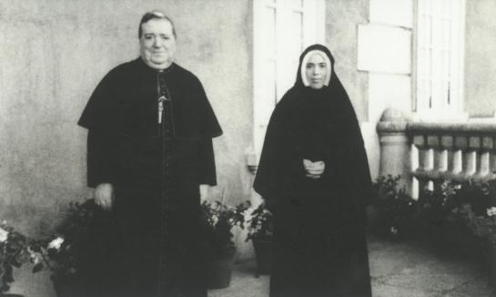 D. José ea Irmã Lúcia