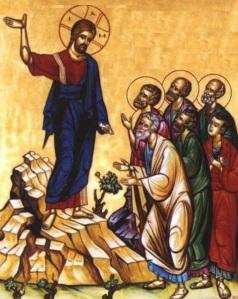Jesus Matthew 28