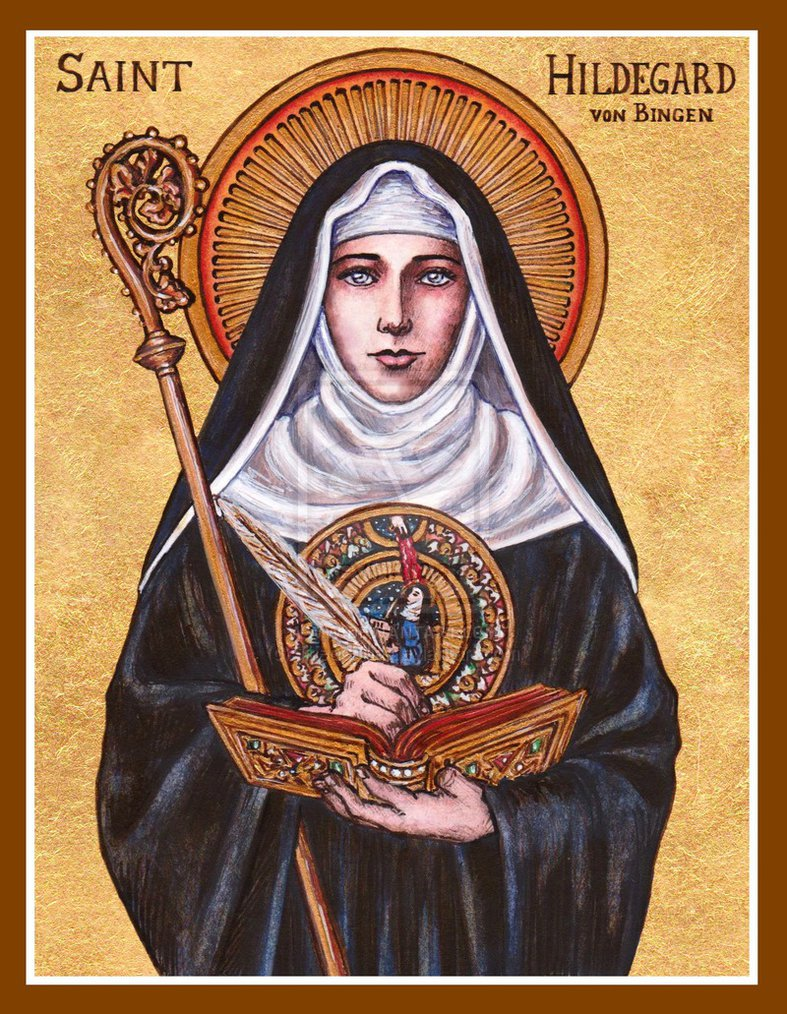 Hildegard of Bingen: life and music of the great female composer