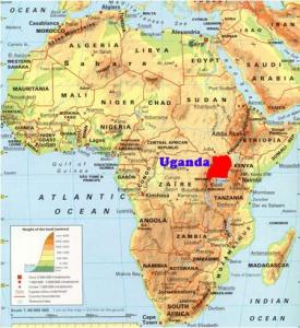 Uganda africa