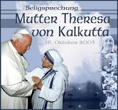 Mutter Theresa Kalkutta Seligsprechung