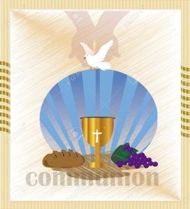 37926772-Die-erste-Kommunion-oder-erste-heilige-Kommunion-ist-eine-Zeremonie-in-der-lateinischen-Kirche-Tradi-Lizenzfreie-Bilder