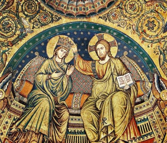 Regina in Santa Maria Maggiore