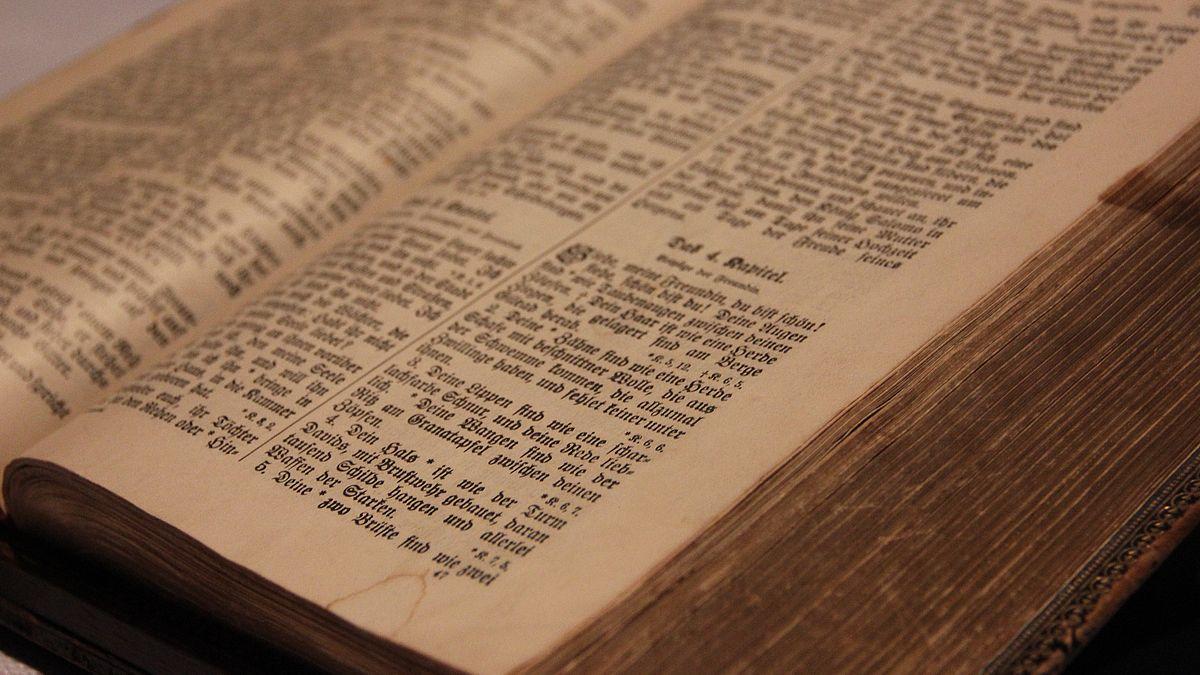 Hinduismus Bibel